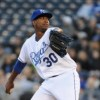 Dominicano Ventura da triunfo a Royals en MLB