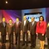 Cuatro candidatos presidenciales exponen políticas sobre Haití