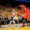 Warriors por remontada histórica en playoff de la NBA