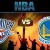 Warriors por igualar semifinales de conferencia en la NBA