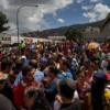 Estallan protestas por alimentos en Caracas