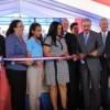 Presidente dominicano inauguró dos centros educativos