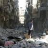 """ONU: ataque a Alepo ha sido un """"día negro"""" para civiles"""