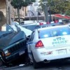 Policía de Nueva York busca a hispano robó carro patrulla