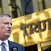 Alcalde de NY busca arreglar metro con impuesto a los ricos