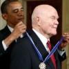 Muere el exastronauta y senador John Glenn