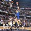 Warriors logran tercera marca victoriosa en la NBA