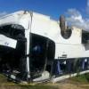 Turistas lesionados en accidente de tráfico en Autovía del Coral