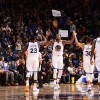 Warriors de Golden State a un triunfo de las Finales de la NBA