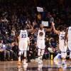 Warriors por extender racha de triunfos en la NBA