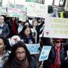 Multitudinaria marcha en NY contra racismo y discriminación