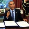 Programa de becas federales, la última ley firmada por Obama