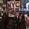 Trump asumirá como presidente en medio de numerosas protestas