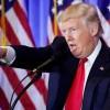 Arribo de Trump a la Presidencia eleva estrés en EEUU, según sondeo