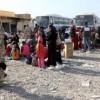 Casi 220 mil desplazados por combates en Mosul, Iraq, según ONU