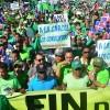 Llaman a vestir de verde durante jornada por el fin de la impunidad