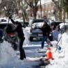 Tormenta de nieve semi paralizó ciudad de Nueva York