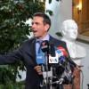 """Capriles llega a la OEA para denunciar """"golpe de estado"""" en Venezuela"""