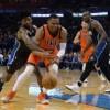 Thunder asegura puesto a playoffs en baloncesto de la NBA