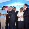 BANÍ | Presidente Medina entregó dos nuevas escuelas
