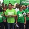Esperan la Llama Verde en varias localidades dominicanas