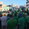 """Concluyó recorrido de la """"Llama Verde del Fin de la Impunidad"""""""