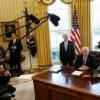Presidente Trump intentará otra reforma de salud en el futuro