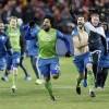 Campeón Seattle Sounders pierde en fútbol estadounidense
