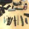 Arrestan a hispano con varias armas en aeropuerto Kennedy