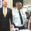 Policía dominicano es ascendido a coronel en NYC