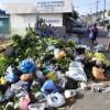 Persiste problema en la recogida de basura en la capital
