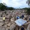 Sigue en aumento número de muertos por avalanchas en Mocoa