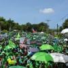 Miles de dominicanos demandan castigo para los corruptos