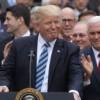 Trump celebra y confía que Senado aprobará nueva ley de salud