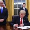 Trump busca endurecer la ciberseguridad en Estados Unidos