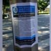 Afiches falsos de ICE piden denunciar a indocumentados