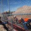 Aún sin fecha de inicio edificación de muro en fronterizo