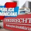 Paralizadas muchas obras de Odebrecht en el país