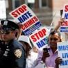 Hispanos víctimas de crímenes de odio van en aumento
