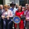 Senadora Alcántara somete proyecto ley protegerá taxistas NY