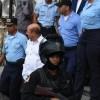 Trasladan a cárcel de Najayo a siete imputados en caso sobornos