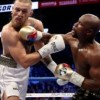 Floyd Mayweather Jr. ganó la 'pelea del siglo' a Conor McGregor