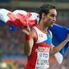 Dominicano Santos conquista título de 400 metros en Universiadas