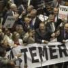 Piden suspender a presidente de Brasil por haber recibido sobornos