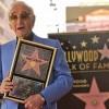 Charles Aznavour recibe estrella en Paseo de la Fama de Hollywood