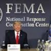 Donald Trump se prepara para temporada de huracanes