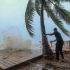 Irma causa daños materiales y aisla comunidades en el norte dominicano