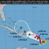 Huracán María se fortalece a categoría 3 en el Caribe