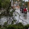 Fuertes lluvias y vientos por el huracán María