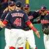 Indios con 22 triunfos seguidos en el béisbol de Grandes Ligas